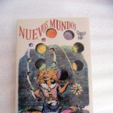 Libros de segunda mano: CHARLES FORT NUEVOS MUNDOS NEW LANDS (1923) INEDITO EN ESPAÑOL UFOLOGIA OVNIS. Lote 151915314