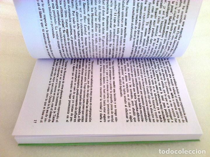 Libros de segunda mano: GEORGE ADAMSKI DENTRO DE LOS PLATILLOS VOLADORES UFOLOGIA OVNIS CONTACTADOS SUPER RARO - Foto 18 - 254369805