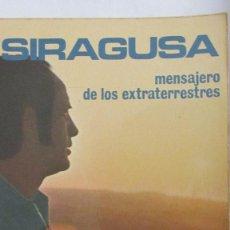 Libros de segunda mano - SIRAGUSA MENSAJERO DE LOS EXTRATERRESTRES DE VICTORINO DEL POZO (EDAF) - 127179495