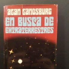 Libros de segunda mano: EN BUSCA DE EXTRATERRESTRES,ALAN LANDSBURG.. Lote 84942352