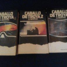Libros de segunda mano: CABALLO DE TROYA. 1,2 Y 3.. Lote 86315547
