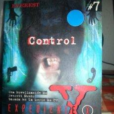Libros de segunda mano: LIBRO Nº 762 CONTROL EXPEDIENTE X 7 EVEREST. Lote 88318560