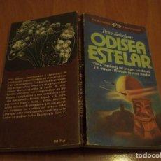 Libros de segunda mano: ESPECTACULAR TOMO ODISEA ESTELAR PETER KOLOSIMO MITOLOGIA DE OTROS MUNDOS PLAZA & JANES 1ª ED 1981. Lote 88603656