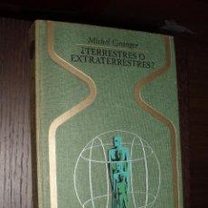 Libros de segunda mano: OTROS MUNDOS ,TERRESTRES EXTRATERRESTRES. Lote 43526956