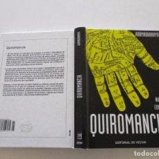 Libros de segunda mano: KARMADHARAYA . QUIROMANCIA. RMT81865. . Lote 91328105