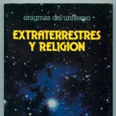 Libros de segunda mano: EXTRATERRESTRES Y RELIGIÓN - SALVADOR FREIXEDO - DAIMON - 1980. Lote 92940910