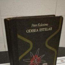 Libros de segunda mano: 57-ODISEA ESTELAR, PETER KOLOSIMO, 1976. Lote 93879735