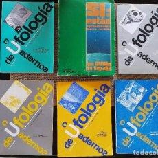 Libros de segunda mano: LOTE DE 5 CUADERNOS DE UFOLOGÍA + LIBRO STENDEK VOLUMEN 1 LOS OVNIS EN ESPAÑA. Lote 94460922