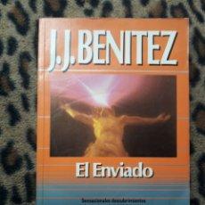 Libros de segunda mano: EL ENVIADO - J.J. BENÍTEZ. Lote 95386996