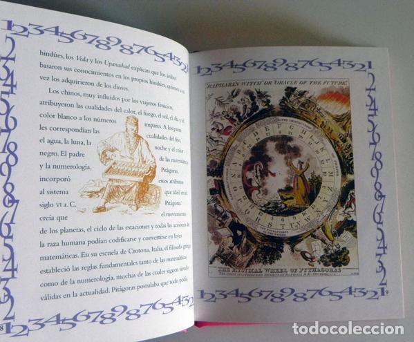 Libros de segunda mano: NUMEROLOGÍA - SECRETOS DE LOS NÚMEROS - LIBRO MISTERIO ESOTERISMO - CELESTIALES BÍBLICOS SALUD TAROT - Foto 4 - 97017675