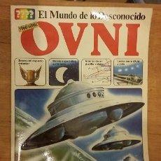 Libros de segunda mano: OVNI. EL MUNDO DE LO DESCONOCIDO. EDICIONES PLESA SM. 1978. Lote 97216483
