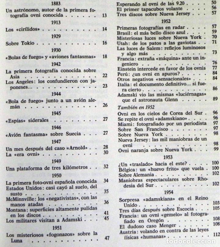 Libros de segunda mano: LOS VISITANTES - LIBRO JJ BENÍTEZ - UFOLOGÍA OVNIS JUAN JOSÉ MISTERIO OVNI CASOS FOTOS ENCUENTROS J - Foto 3 - 98384331