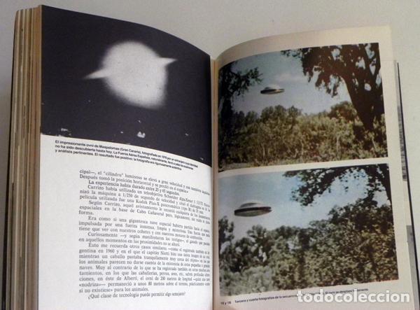 Libros de segunda mano: LOS VISITANTES - LIBRO JJ BENÍTEZ - UFOLOGÍA OVNIS JUAN JOSÉ MISTERIO OVNI CASOS FOTOS ENCUENTROS J - Foto 5 - 98384331