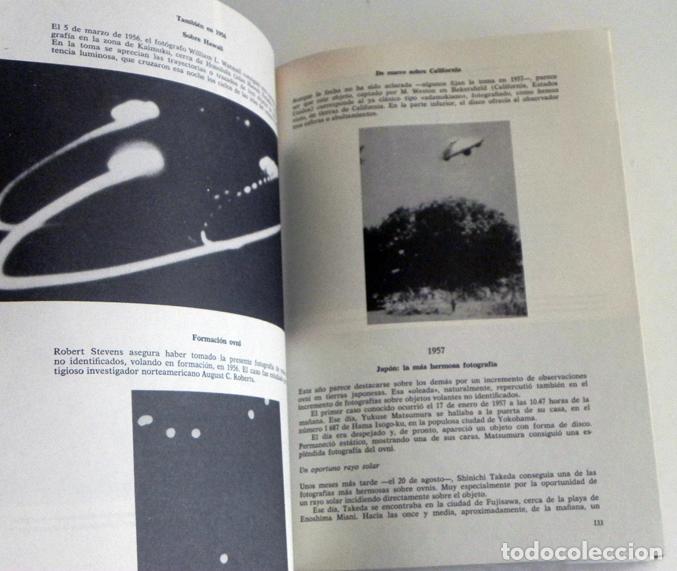 Libros de segunda mano: LOS VISITANTES - LIBRO JJ BENÍTEZ - UFOLOGÍA OVNIS JUAN JOSÉ MISTERIO OVNI CASOS FOTOS ENCUENTROS J - Foto 6 - 98384331