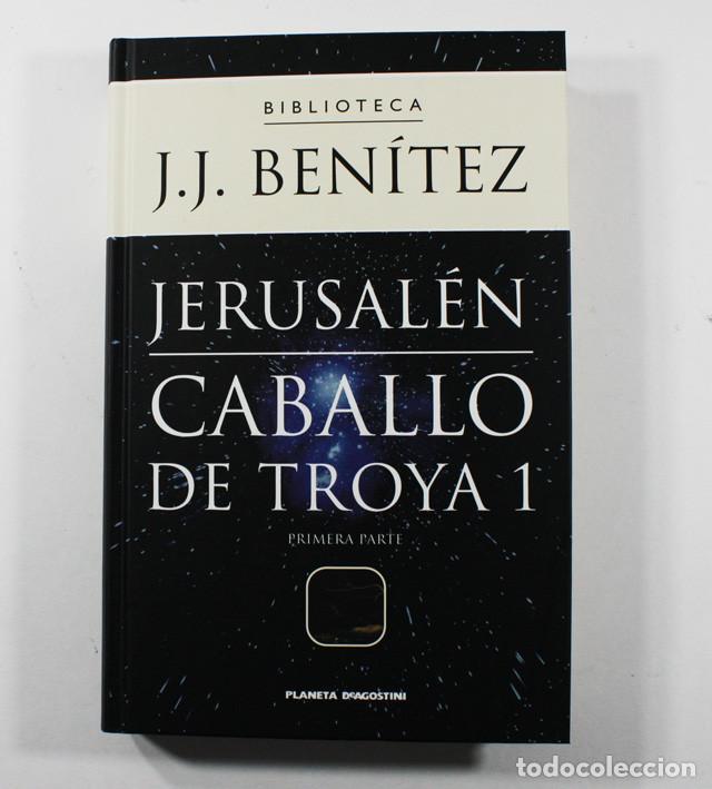 Libros de segunda mano: LOTE 6 TOMOS J.J.BENITEZ PLANETA DEAGOSTINI 1999 TAPA DURA NUEVOS, VER IMAGENES - Foto 2 - 101160211