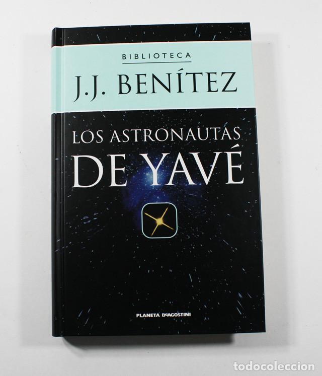 Libros de segunda mano: LOTE 6 TOMOS J.J.BENITEZ PLANETA DEAGOSTINI 1999 TAPA DURA NUEVOS, VER IMAGENES - Foto 4 - 101160211