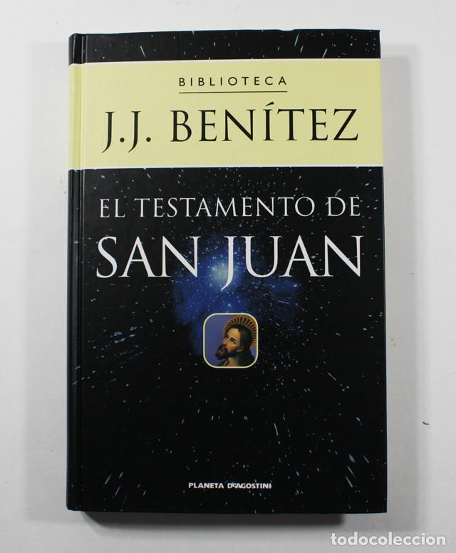 Libros de segunda mano: LOTE 6 TOMOS J.J.BENITEZ PLANETA DEAGOSTINI 1999 TAPA DURA NUEVOS, VER IMAGENES - Foto 5 - 101160211