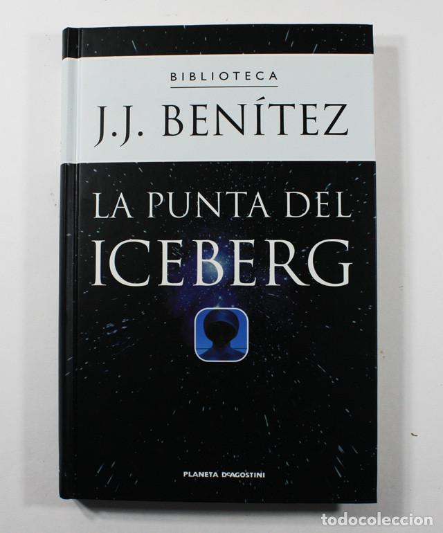 Libros de segunda mano: LOTE 6 TOMOS J.J.BENITEZ PLANETA DEAGOSTINI 1999 TAPA DURA NUEVOS, VER IMAGENES - Foto 6 - 101160211