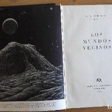 Libros de segunda mano: LOS MUNDOS VECINOS.V.A. FIRSOFF.. Lote 101390923