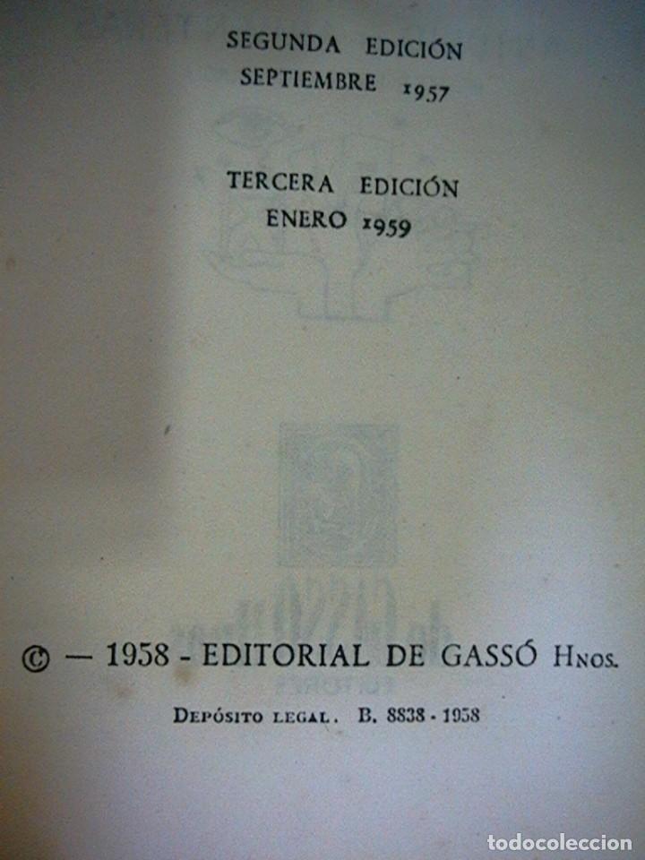 Gebrauchte Bücher: libro antiguo de magia ilusionismo y prestidigitación. - Foto 3 - 101550471