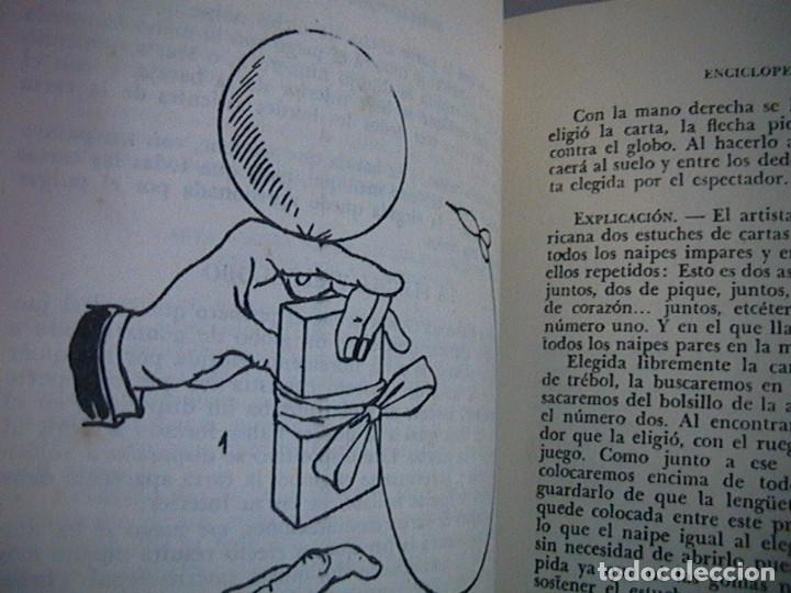 Gebrauchte Bücher: libro antiguo de magia ilusionismo y prestidigitación. - Foto 5 - 101550471