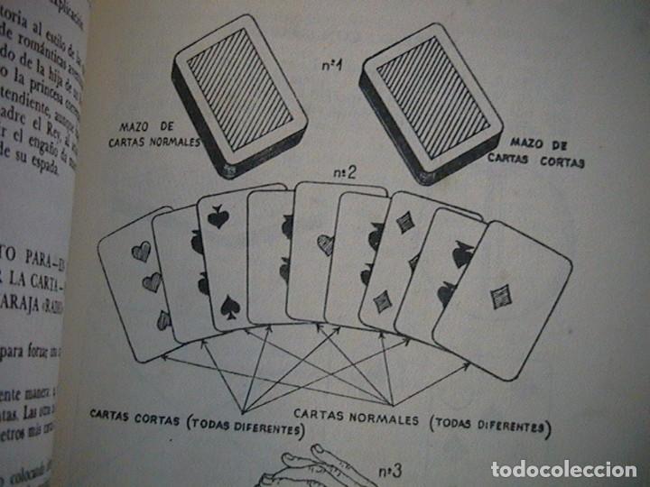 Gebrauchte Bücher: libro antiguo de magia ilusionismo y prestidigitación. - Foto 8 - 101550471