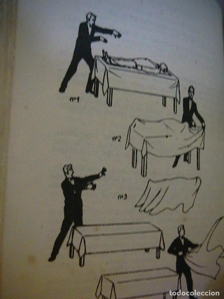Gebrauchte Bücher: libro antiguo de magia ilusionismo y prestidigitación. - Foto 10 - 101550471