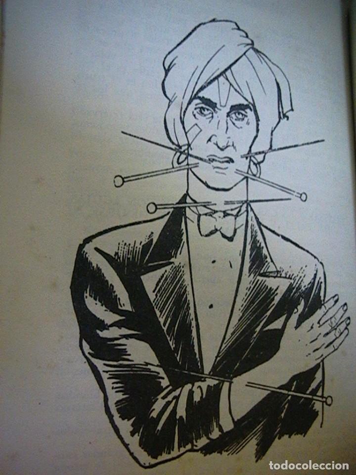 Gebrauchte Bücher: libro antiguo de magia ilusionismo y prestidigitación. - Foto 12 - 101550471