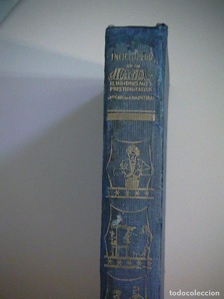 Gebrauchte Bücher: libro antiguo de magia ilusionismo y prestidigitación. - Foto 13 - 101550471