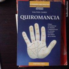Libros de segunda mano - Quiromancia.Valter Curzi - 101662392