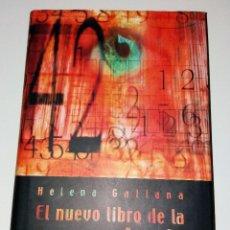 Libros de segunda mano: EL NUEVO LIBRO DE LA NUMEROLOGÍA - GALIANA, HELENA. Lote 102971327