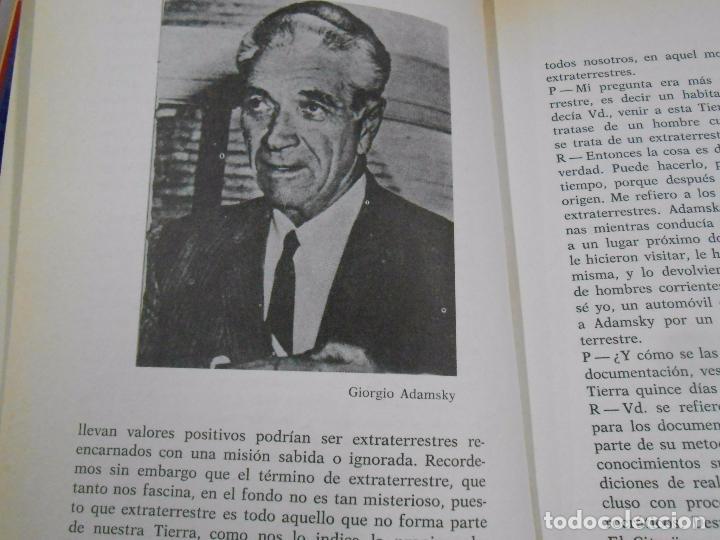Libros de segunda mano: LOS OVNI, AYER, HOY, ¿Y MAÑANA?. DELLO STROLOGO, SAULLA. TDK327 - Foto 2 - 103471247