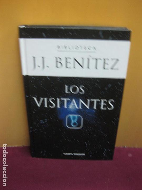 LOS VISITANTES., J.L. BENITEZ. EDITORIAL PLANETA 2000 (Libros de Segunda Mano - Parapsicología y Esoterismo - Ufología)