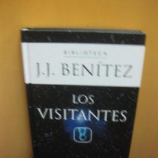 Libros de segunda mano: LOS VISITANTES., J.L. BENITEZ. EDITORIAL PLANETA 2000. Lote 103498163