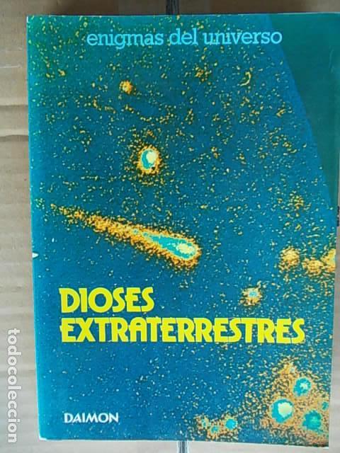 DIOSES EXTRATERRESTRES (Libros de Segunda Mano - Parapsicología y Esoterismo - Ufología)