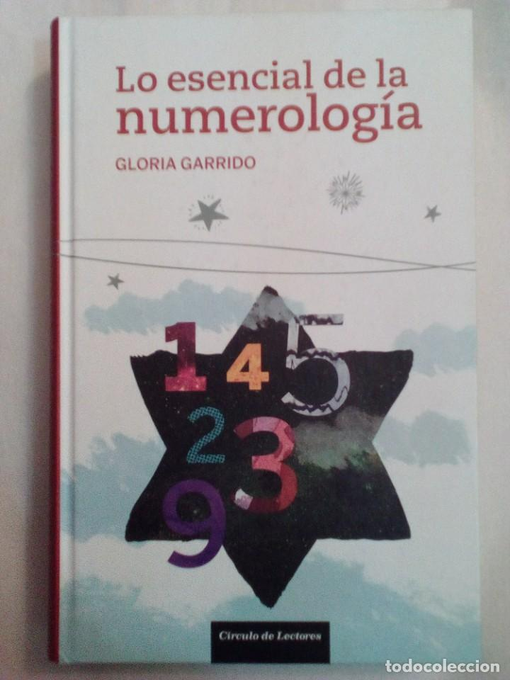 LO ESENCIAL DE LA NUMEROLOGÍA, GLORIA GARRIDO (Libros de Segunda Mano - Parapsicología y Esoterismo - Numerología y Quiromancia)