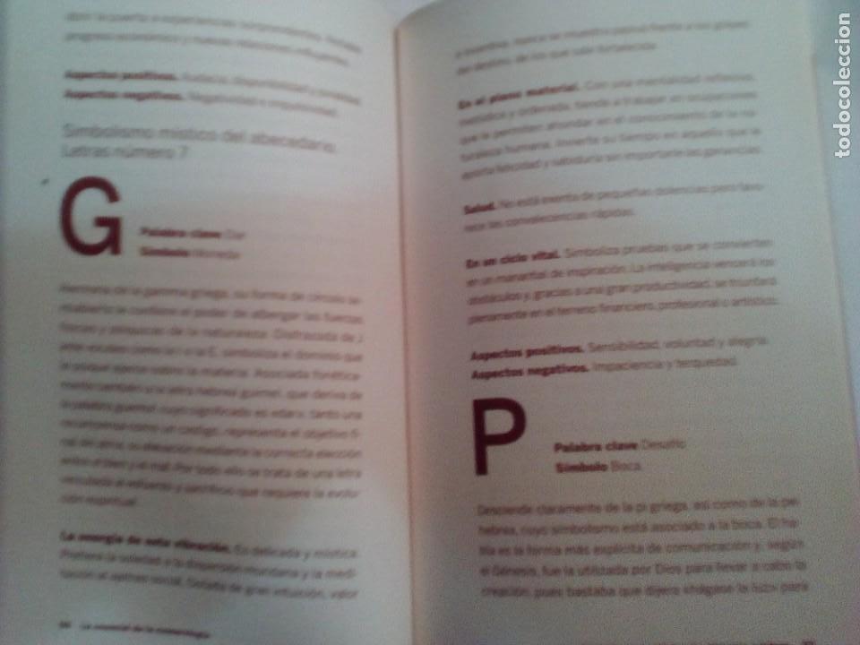 Libros de segunda mano: Lo esencial de la numerología, Gloria Garrido - Foto 2 - 104457255