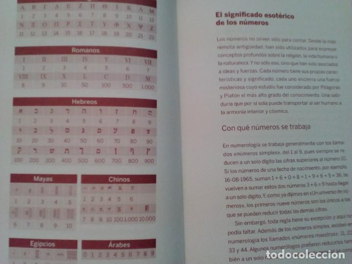 Libros de segunda mano: Lo esencial de la numerología, Gloria Garrido - Foto 3 - 104457255