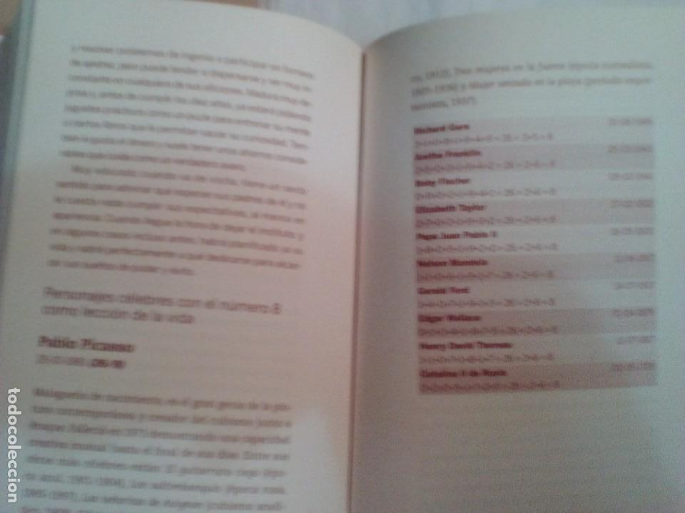 Libros de segunda mano: Lo esencial de la numerología, Gloria Garrido - Foto 4 - 104457255