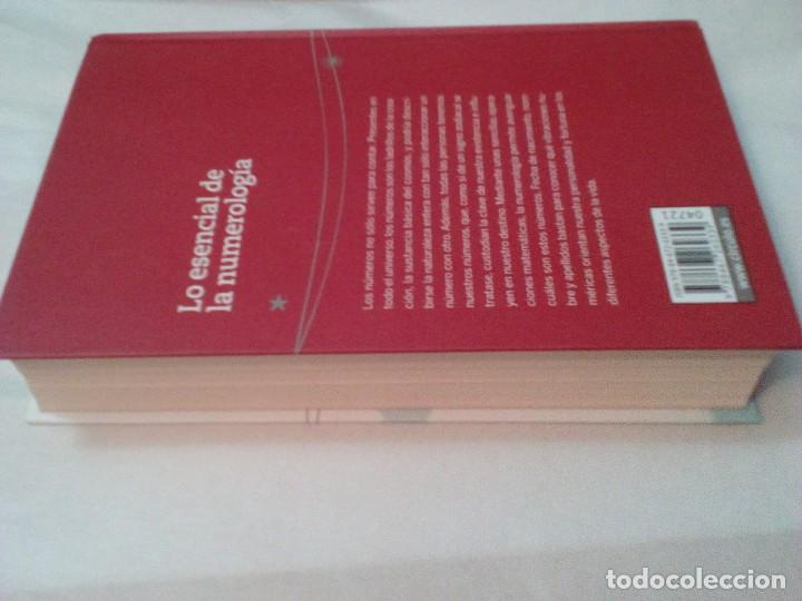 Libros de segunda mano: Lo esencial de la numerología, Gloria Garrido - Foto 7 - 104457255
