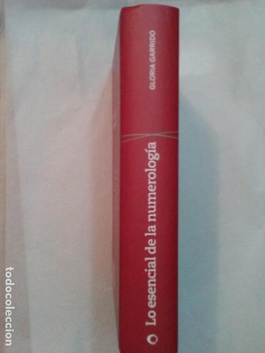 Libros de segunda mano: Lo esencial de la numerología, Gloria Garrido - Foto 8 - 104457255