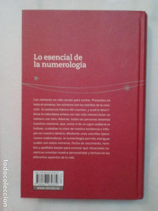 Libros de segunda mano: Lo esencial de la numerología, Gloria Garrido - Foto 9 - 104457255