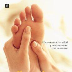 Libros de segunda mano: REFLEXOLOGÍA. LA SALUD EN SUS MANOS. Lote 106142176