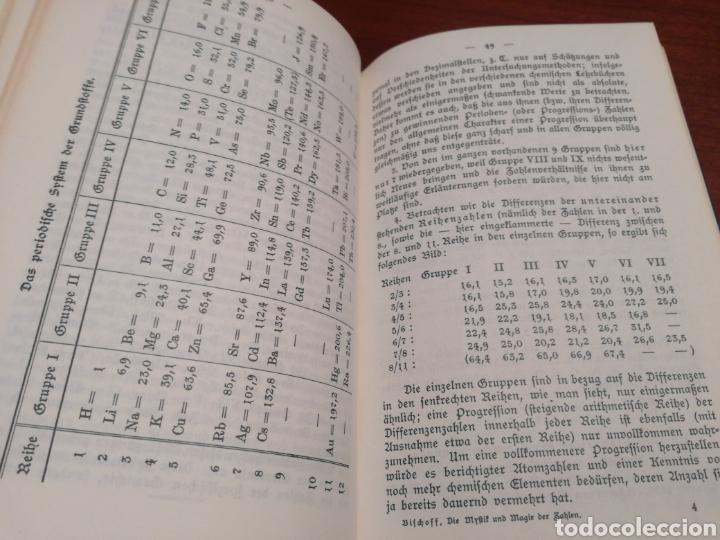 Libros de segunda mano: LA CÁBALA - LA MÍSTICA Y MAGIA DE LOS NÚMEROS (EN ALEMÁN, VER FOTOS) - Foto 9 - 107517427