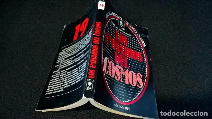 Libros de segunda mano: libro los emisarios del cosmos biblioteca basica temas ocultos jimenez del oso 19 - Foto 3 - 107655815