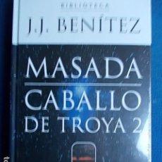 Libros de segunda mano: JJ BENITEZ MASALA CABALLO DE TROYA 2. Lote 111082731