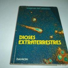 Libros de segunda mano: DIOSES EXTRATERRESTRES.JEAN SENDY. Lote 111602267