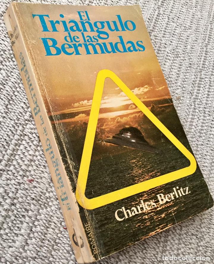 El Triangulo BermudasCharles De Las Edición BerlitzEdPomaire1974Primera 1FclJTK