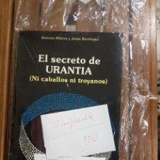 Libros de segunda mano - EL SECRETO DE URANTIA. 1ªEDICIÓN 1988,FIRMADO POR EL AUTOR. - 112640447