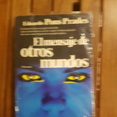 Libros de segunda mano: EL MENSAJE DE OTROS MUNDOS,1ª EDICIÓN 1982.. Lote 112640767